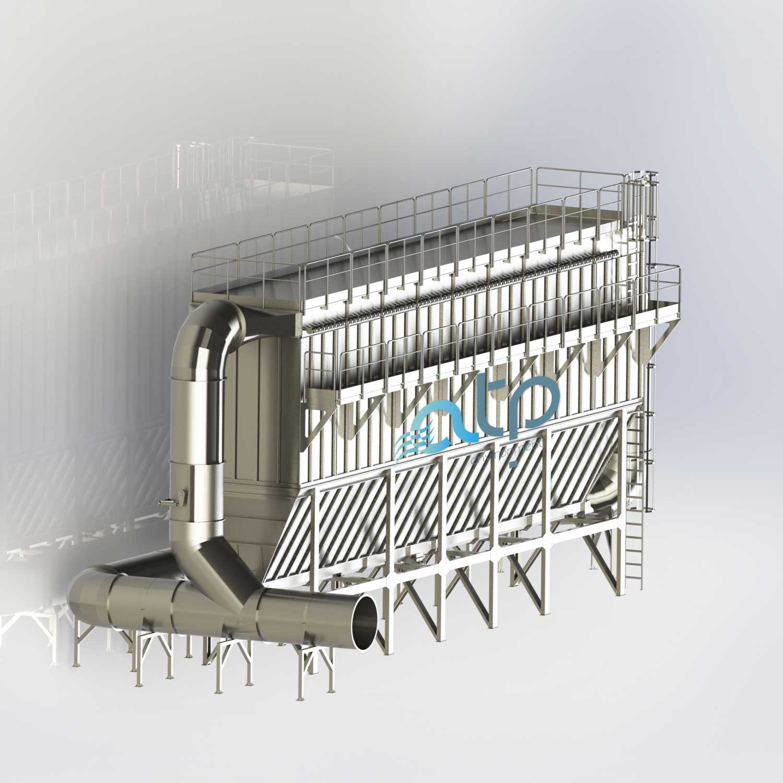 Bag Filters - Industrial Air Treatment