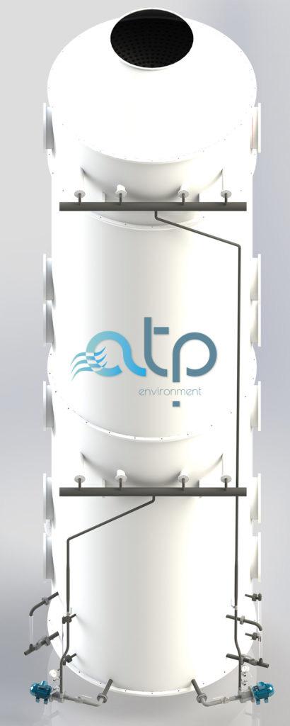 Bioscrubber Small - Industrial Air Treatment