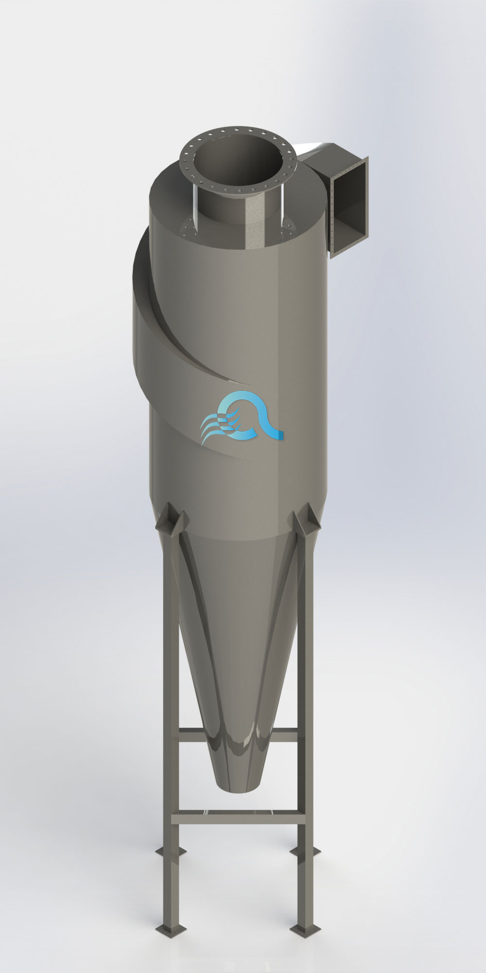 Cyclones - Industrial Air Treatment