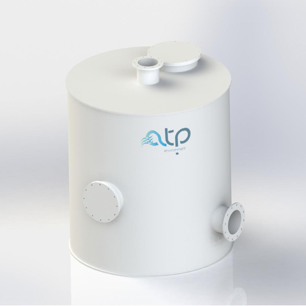 Filtri Statici ATP piccolo - Impianti Aspirazione Industriale